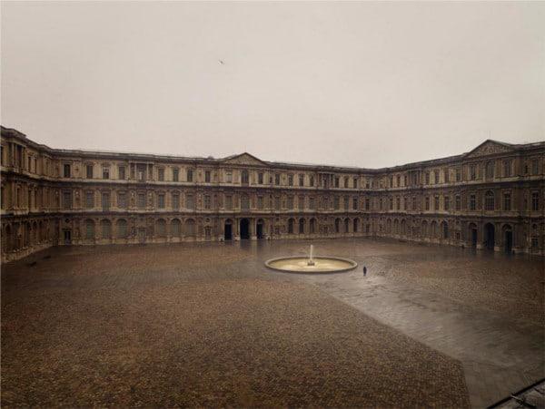 Silent World - Lucie & Simon - Cour carrée du Louvre