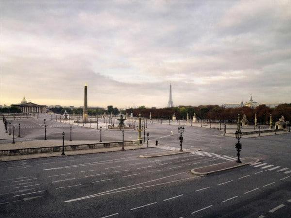 Silent World - Lucie & Simon - Place de la Concorde