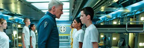 Ender's Game - first image from the movie