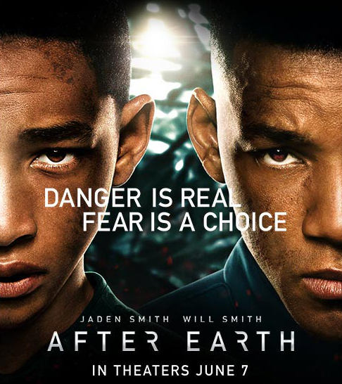 The New Trailer For Will Smith's Post-Apocalyptic Movie After Earth