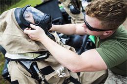 Guardian Center - Hazardous material training