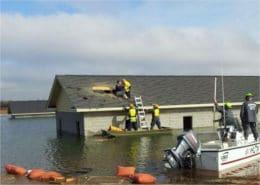 Guardian Center - flooding