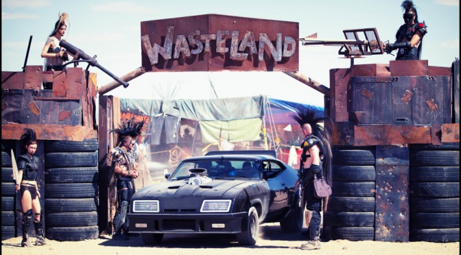 Wasteland Weekend: The World's Largest Post-Apocalyptic Festival