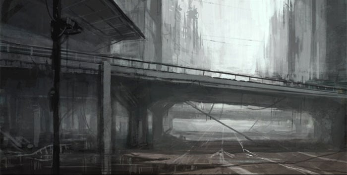 stand-still-stay-silent-ssss-postapocalyptic-ruins-road