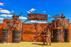 Wasteland weekend - gates