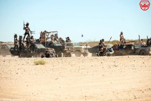 Wasteland Weekend - post-apocalyptic vehicles