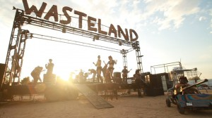 Wasteland Weekend - stage